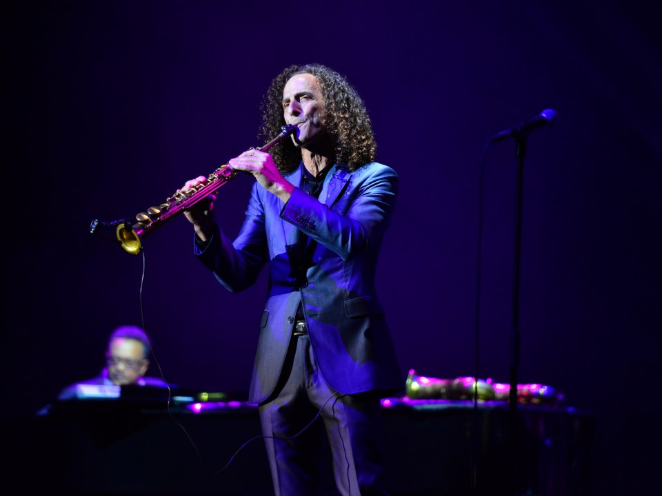 Kenny G's Genting show tickets on sale this 15 August