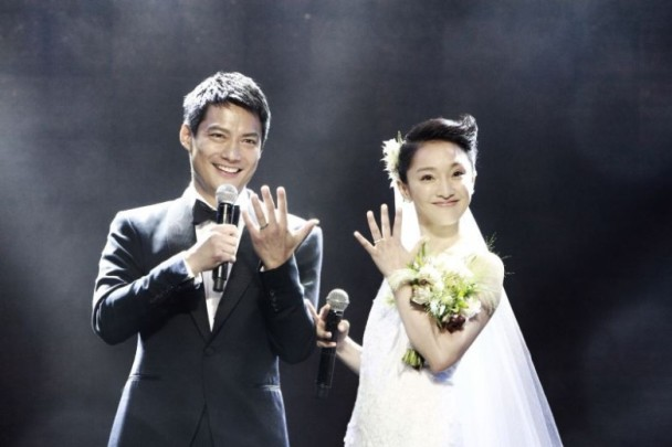 Zhou Xun and Archie Kao are calling it quits?