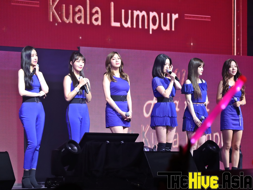 Apink happy they finally get to hold Asia Tour in Malaysia