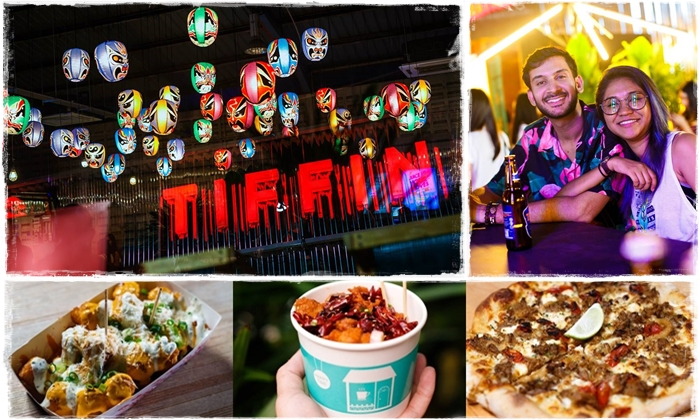 8 highlights of the #TiffinFoodCourt comeback!