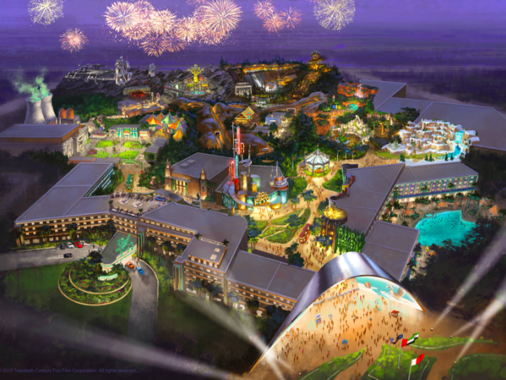 Genting sues Disney, Fox for USD1 billion over 'abandoned' theme park
