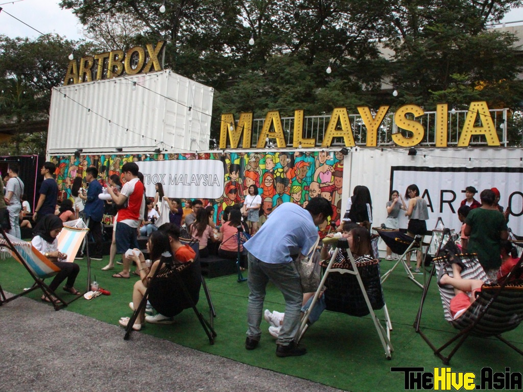 Artbox Malaysia debuts two weekends of fun at Sunway City