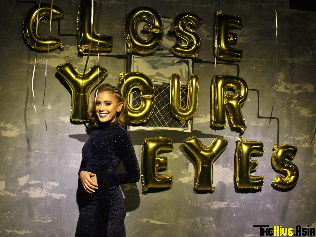 """Interview: Evelyn Feroza on her first single, """"Close Your Eyes"""""""