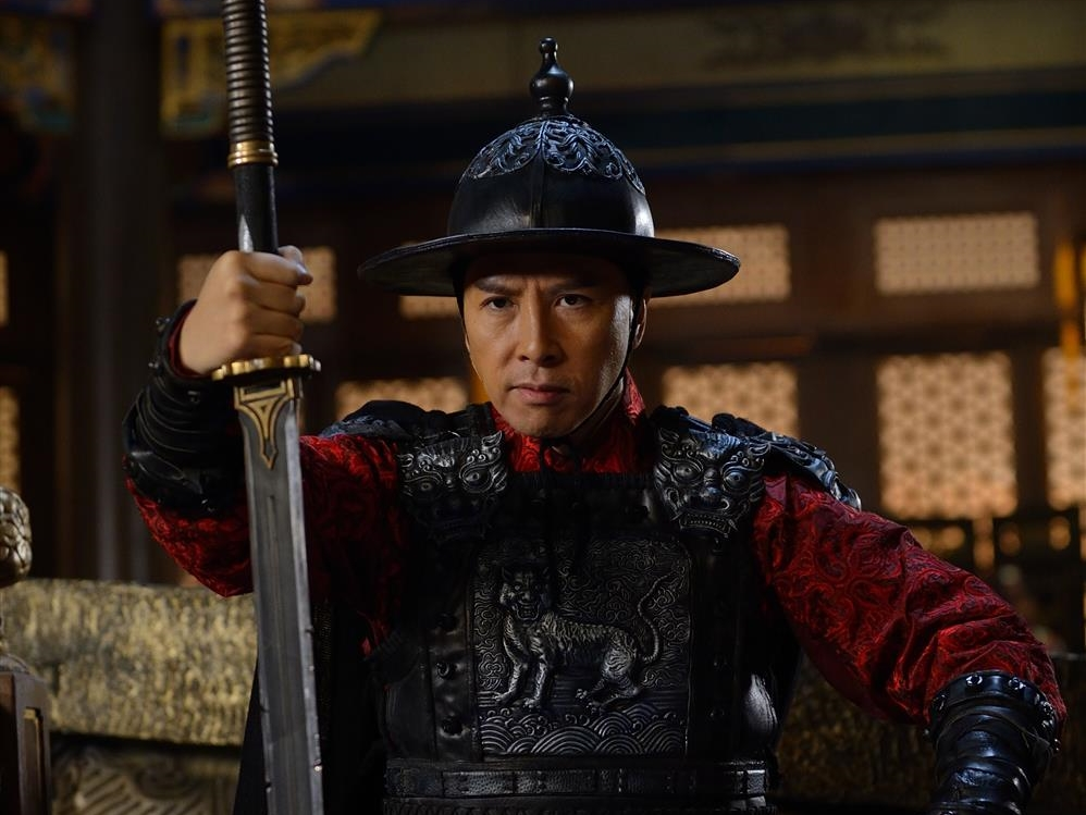 """Donnie Yen is furious over allegations by """"Iceman"""" team"""