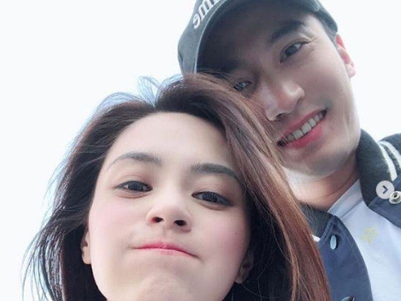 Gillian Chung not stressed by wedding plans