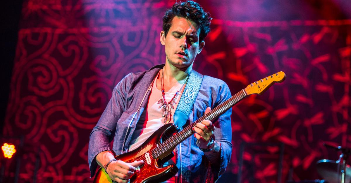 John Mayer is touring five Asian countries in 2019!