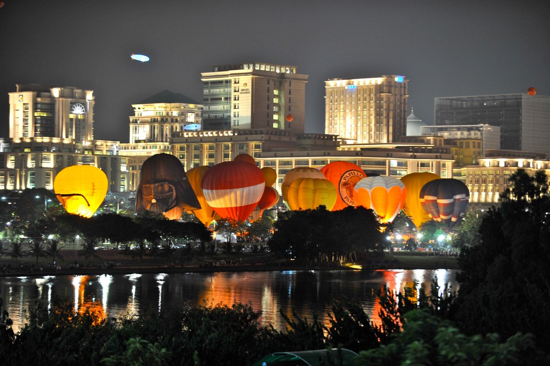 MyBalloonFiesta returns to Putrajaya for 10th anniversary!