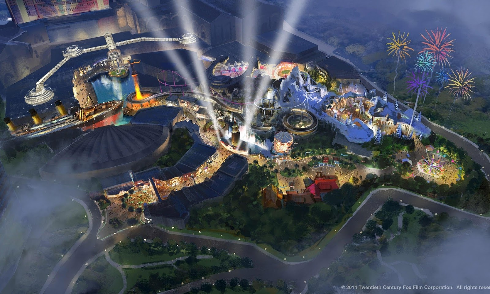 Genting responds to Fox's countersuit over theme park