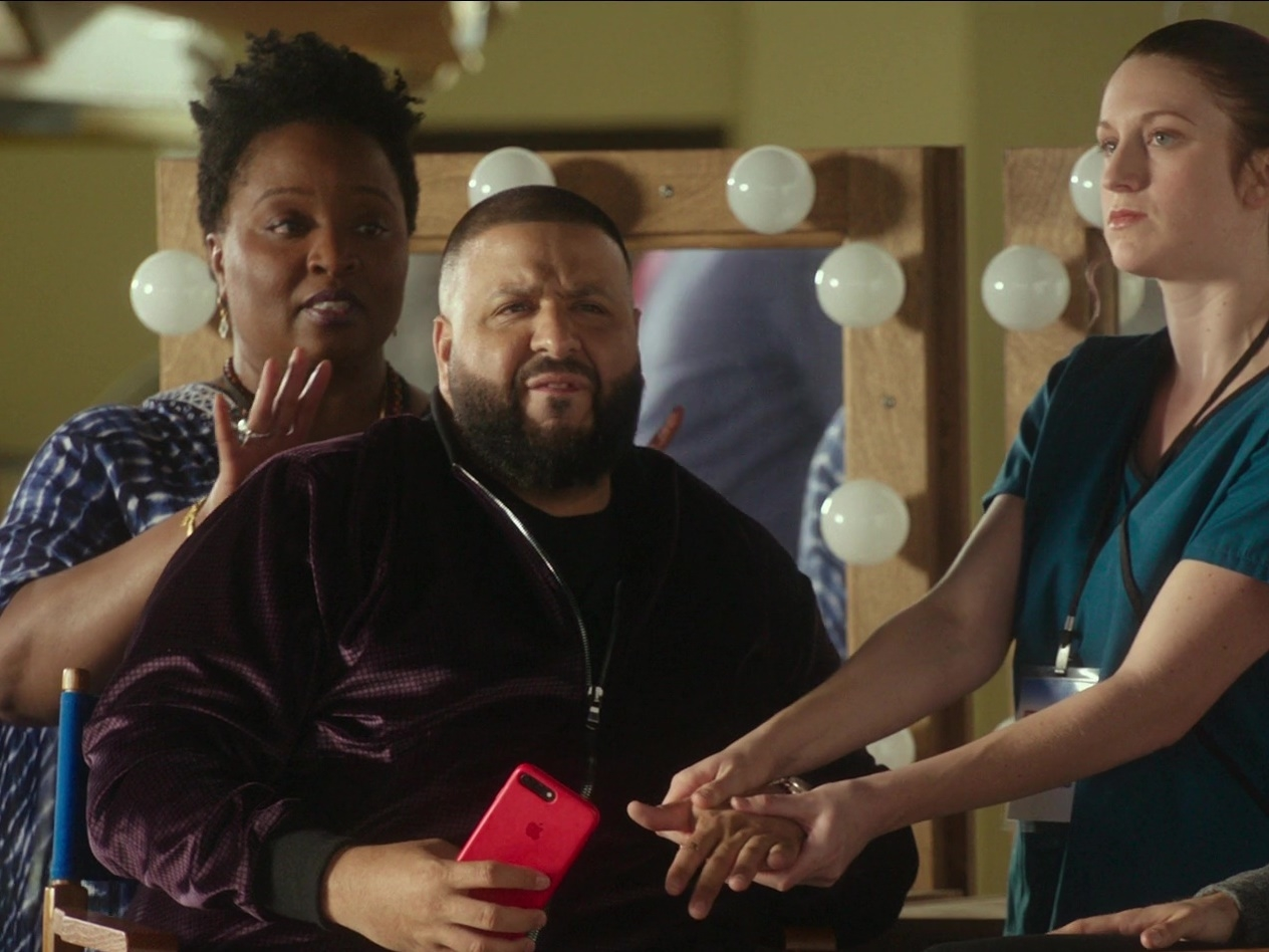 """DJ Khaled joins the """"Bad Boys"""" for his second movie appearance"""