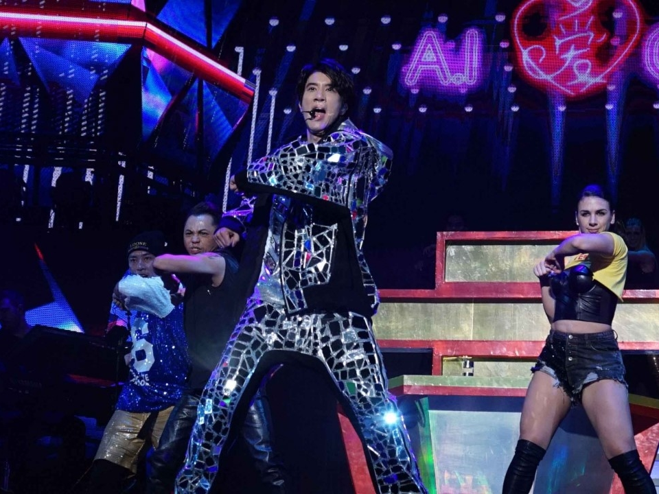 """Wang Leehom to hold """"Descendants of Dragon 2060"""" World Tour in KL"""