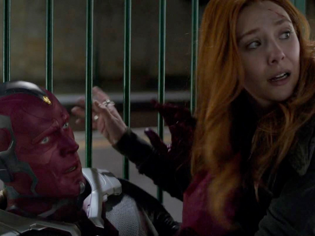 """""""Black Widow"""" writer to pen """"The Vision and Scarlet Witch"""""""