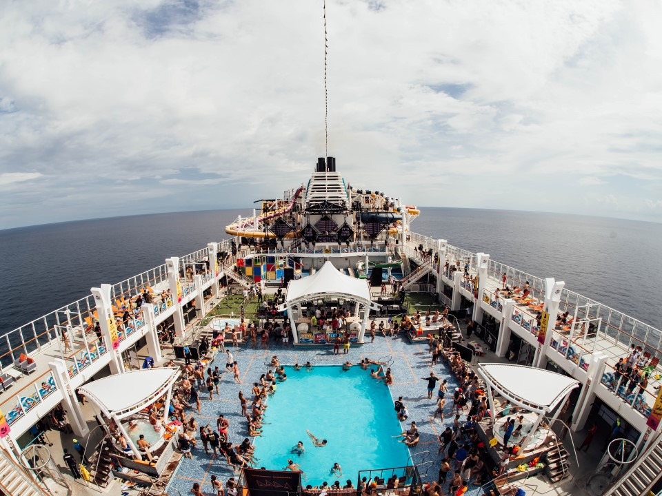 Party at sea this November with It's the Ship Singapore 2019!