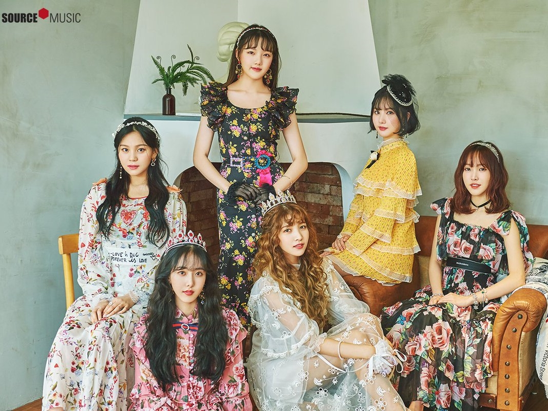 Go see GFriend with your Buddy this June