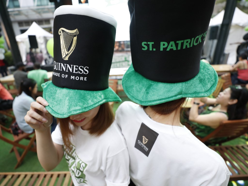 Celebrate St. Patrick's Day at a weekend festival in PJ this March
