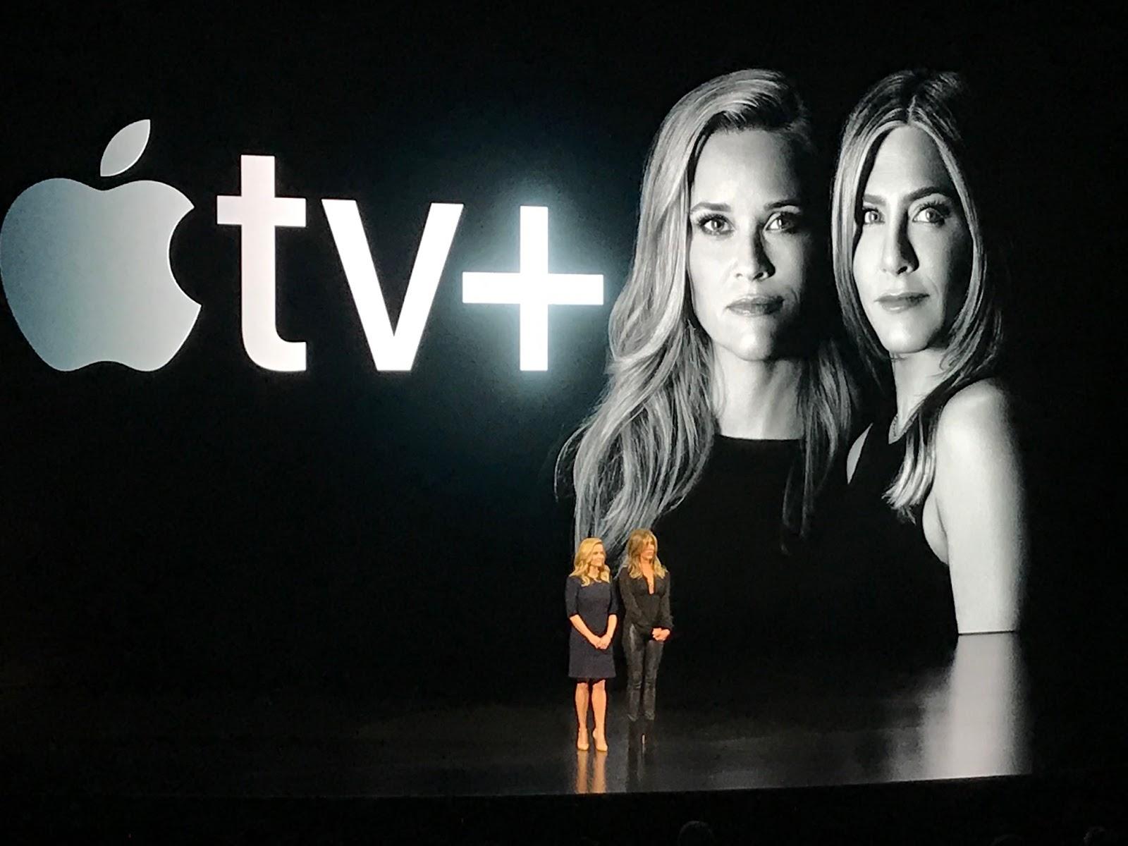 Introducing Apple's video subscription service, Apple TV+