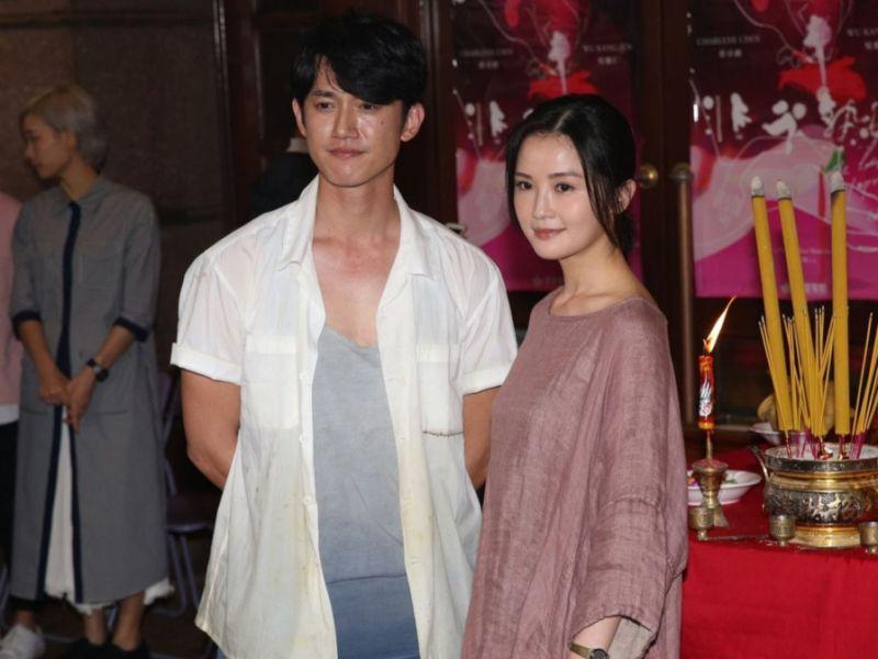 Wu Kang-jen enjoys working in first HK film with Charlene Choi