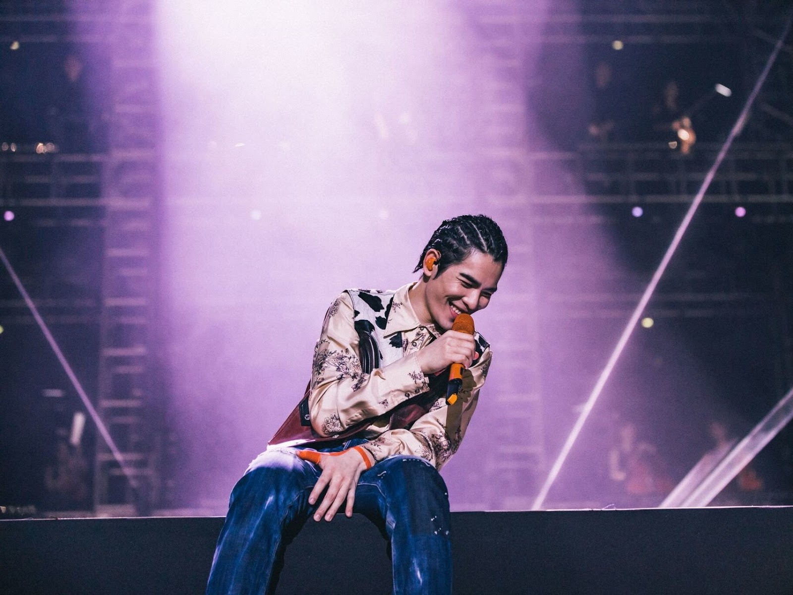 """[UPDATED] Jam Hsiao brings """"Mr. Entertainment"""" to Malaysia"""