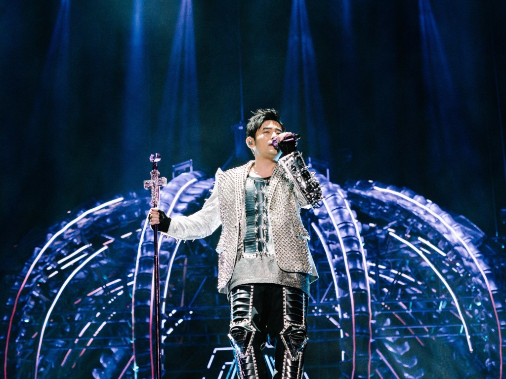 [UPDATED] Jay Chou to hold 2-day concert in Singapore early next year