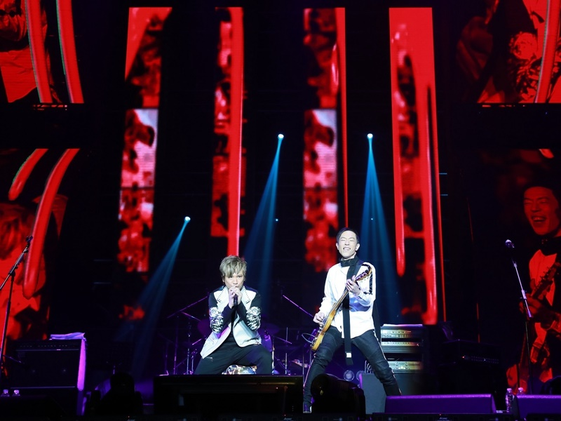Rock legends Yip Sai Wing, Paul Wong to hold world tour in Genting