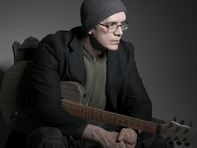 Devin Townsend is holding his debut concert in Singapore this September