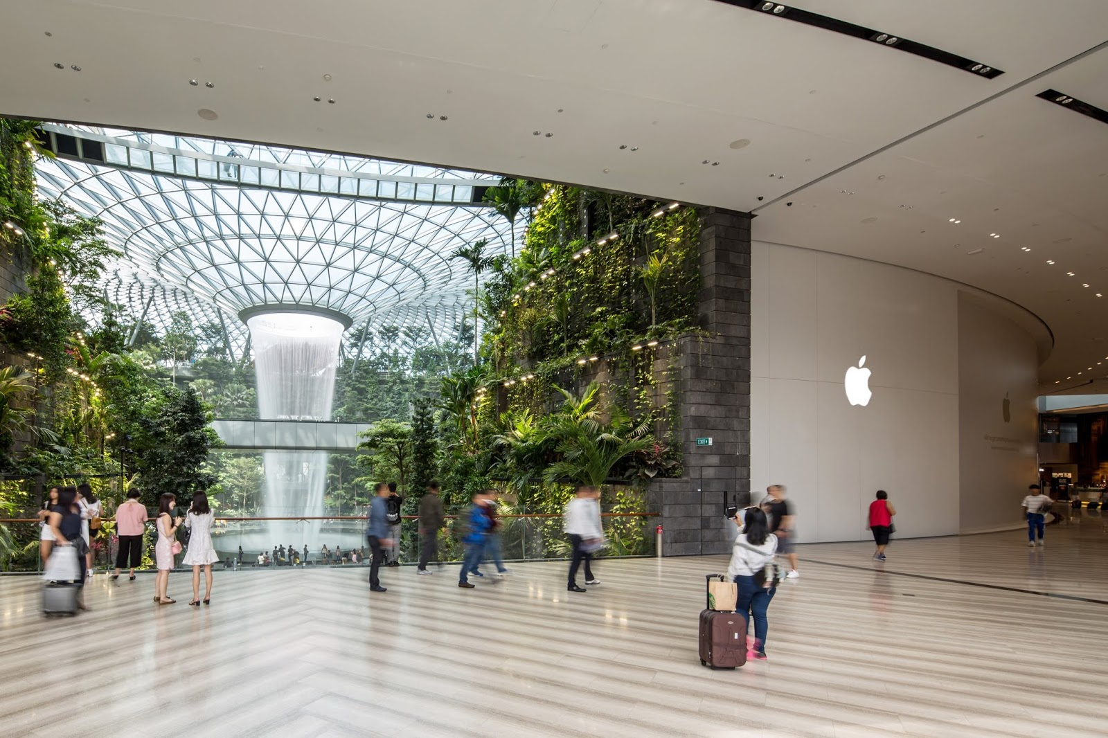 Surprise! Apple is opening a new store at Jewel Changi!