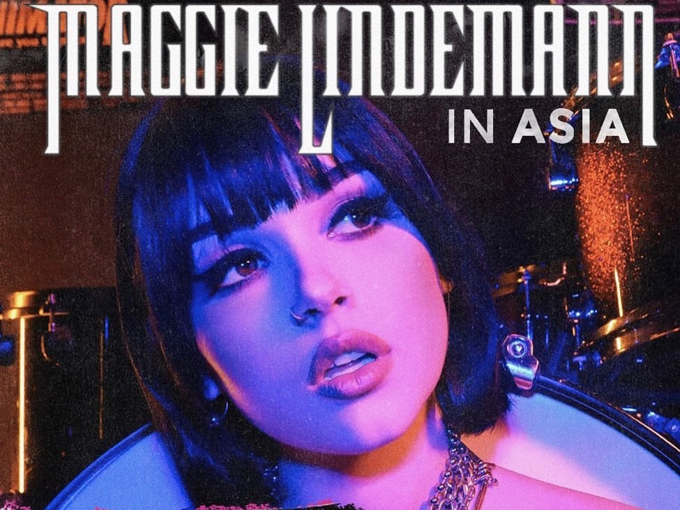 Maggie Lindemann is making three stops in Southeast Asia this month!