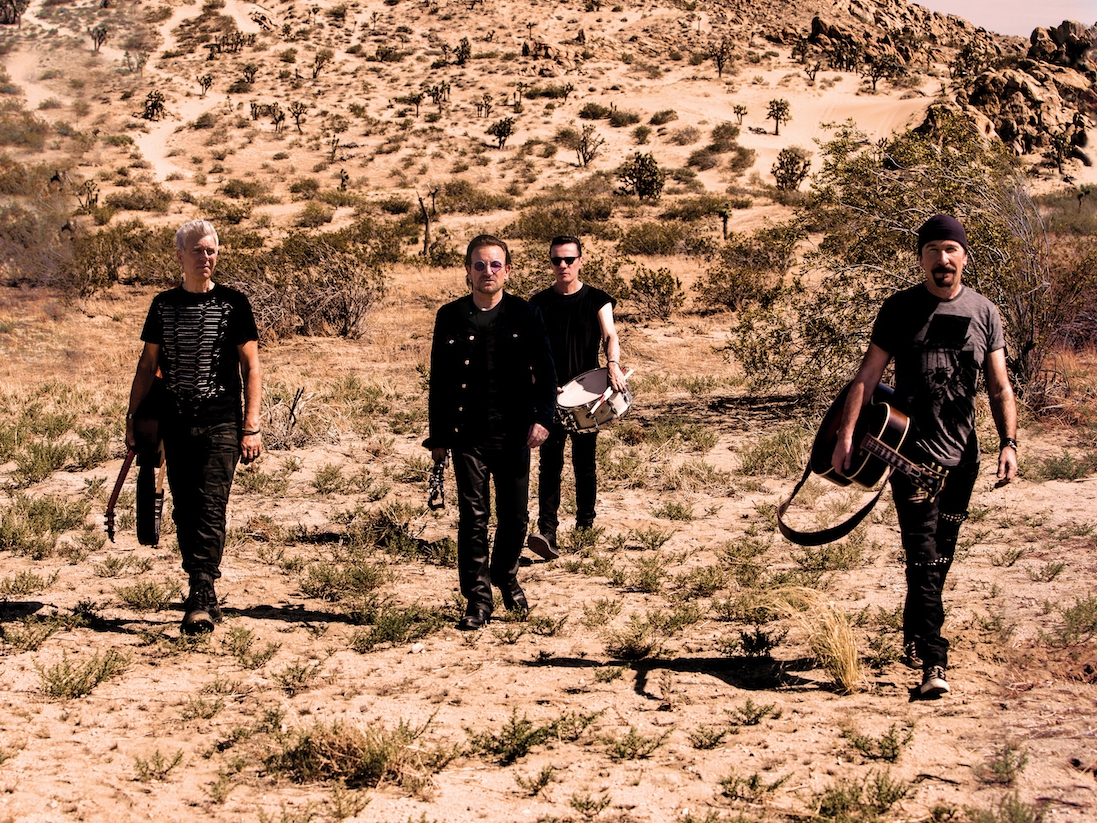 """""""The Joshua Tree Tour 2019"""" is set to be U2's first concert in Singapore"""