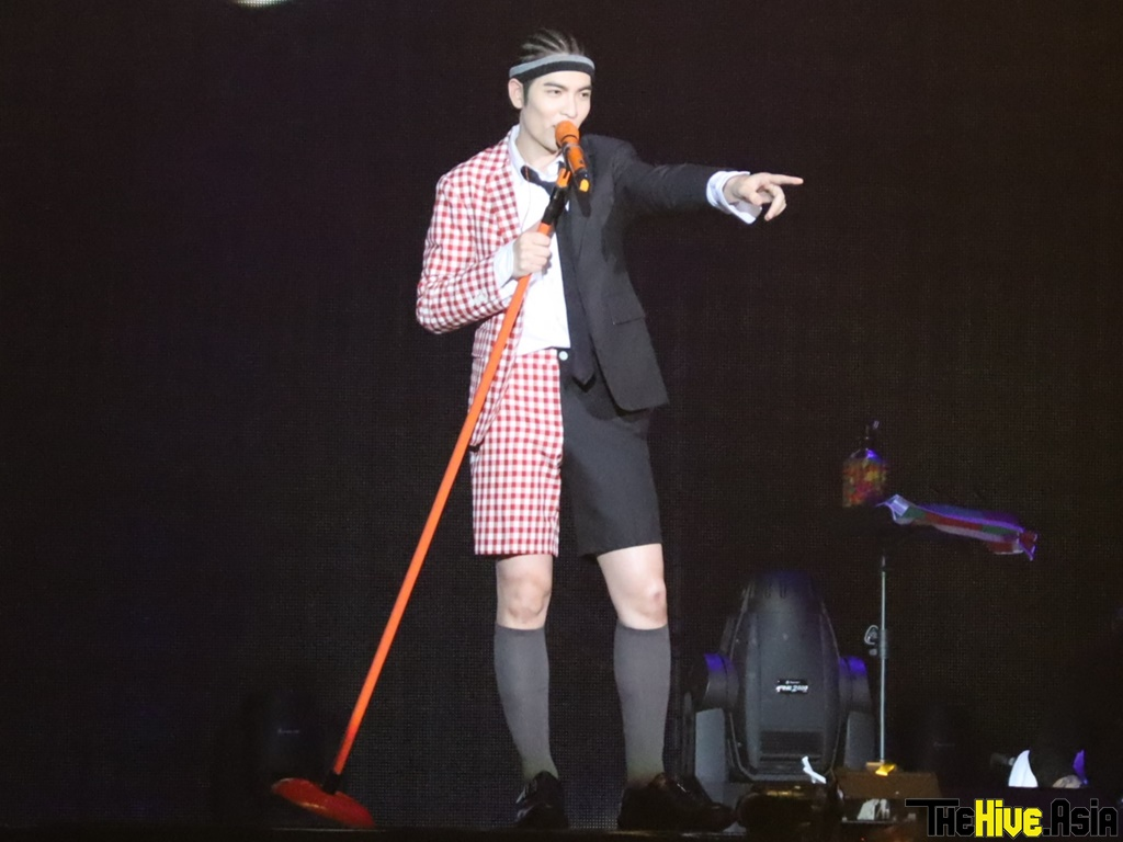 Jam Hsiao happy to entertain Malaysian fans again after four years