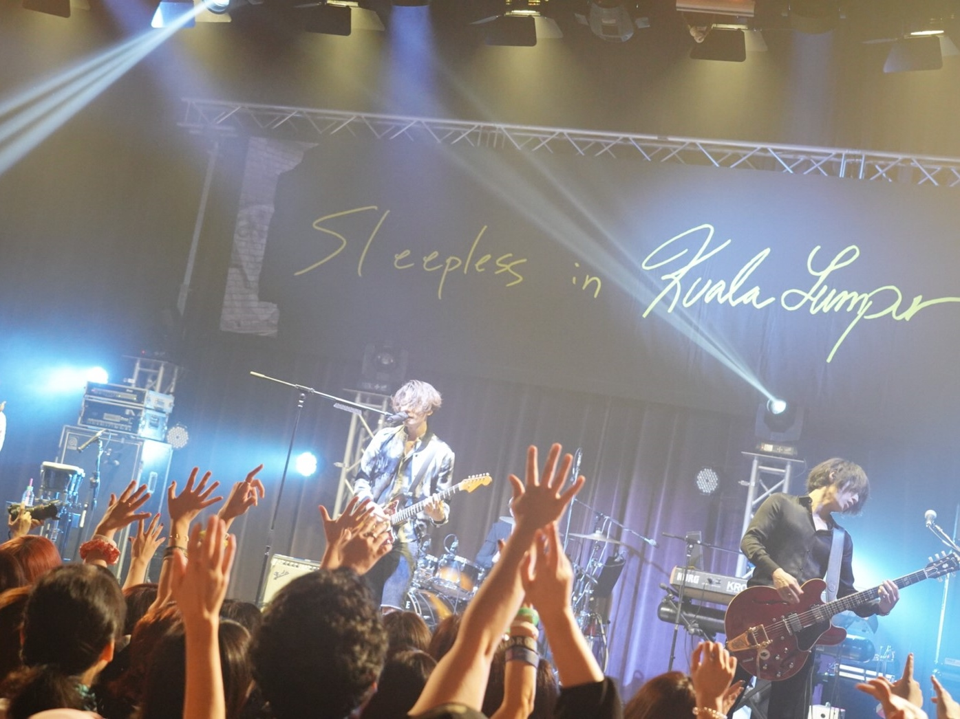 [ALEXANDROS] made good on their promise to return to KL
