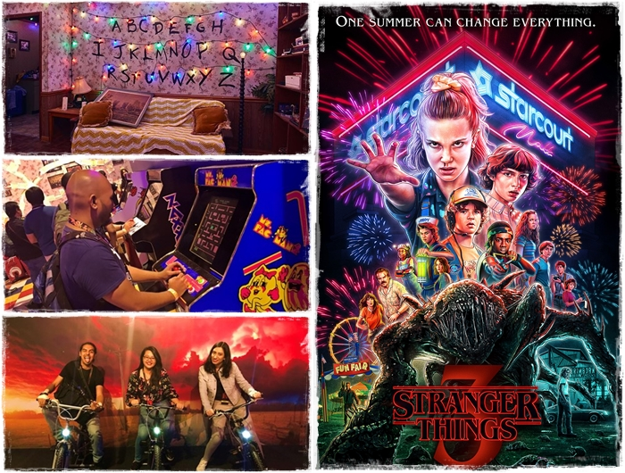 """""""Stranger Things"""" coming to Genting Highlands this weekend!"""