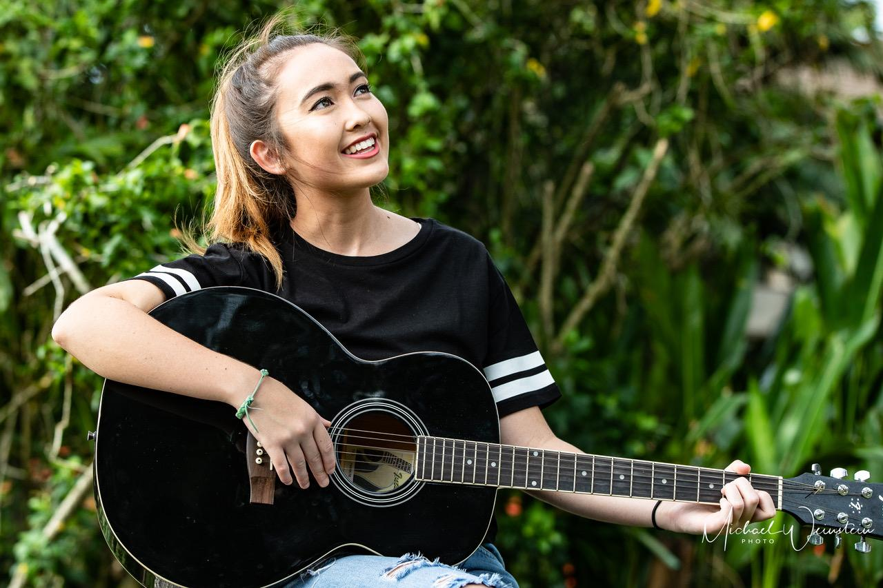 Interview: Andreah, a young singer-songwriter to look out for