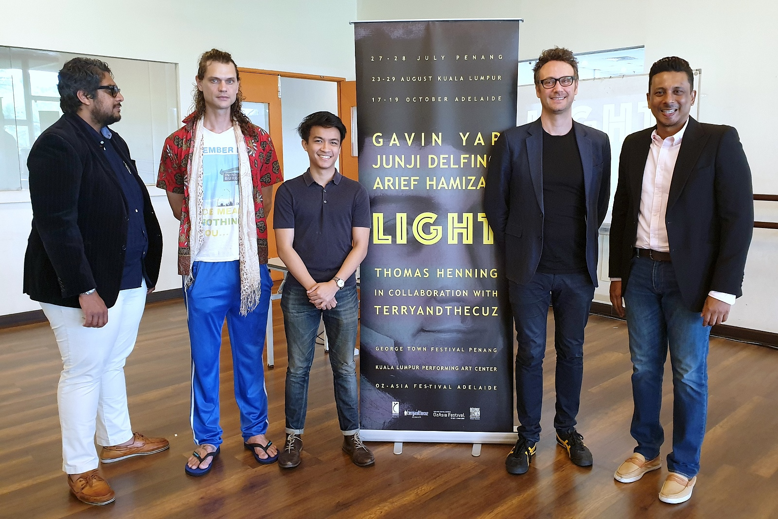 """Light"" to take the stage at klpac before heading to Australia"