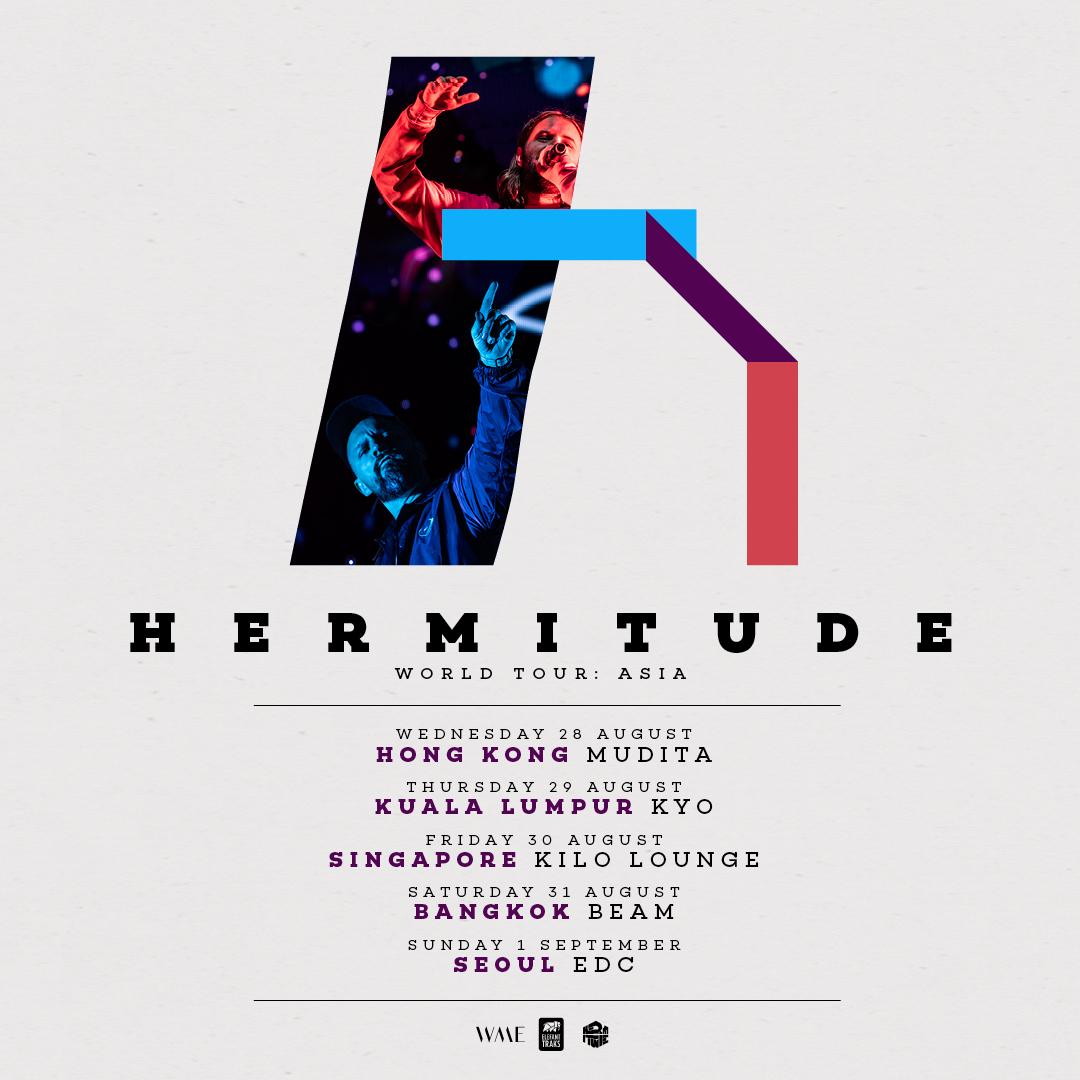 Hermitude2B 2BWorld2BTour2B2528Asia25292BSquare
