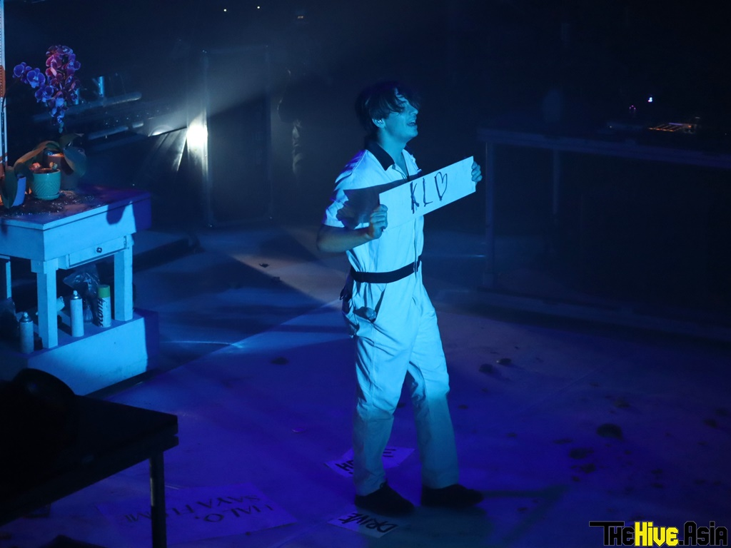 Flume brings more than just music to first KL show