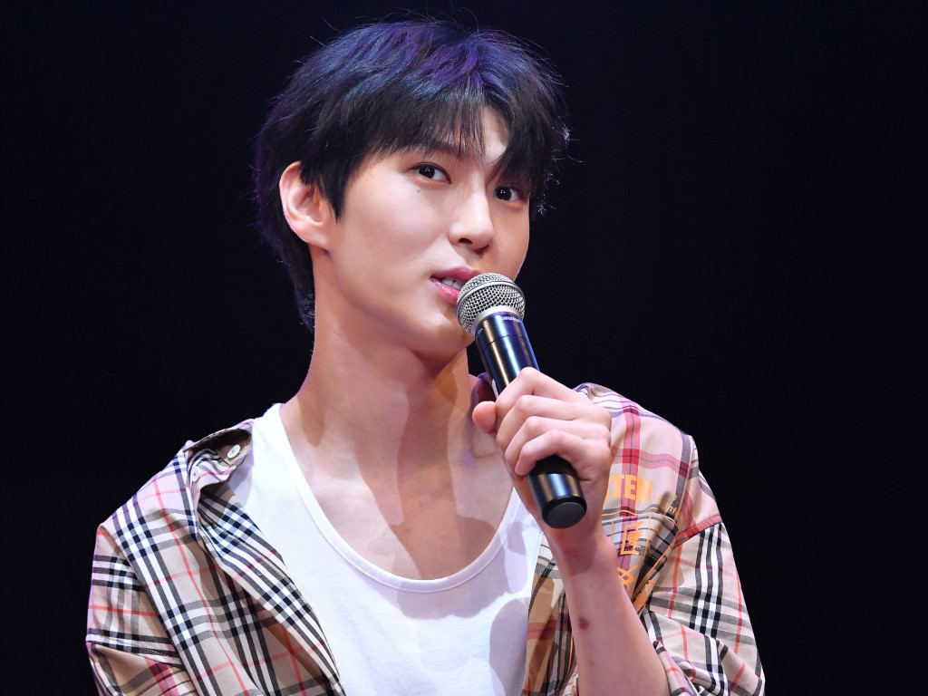 """VIXX's Leo happy to be in KL for """"K-Performance Show 2019"""""""