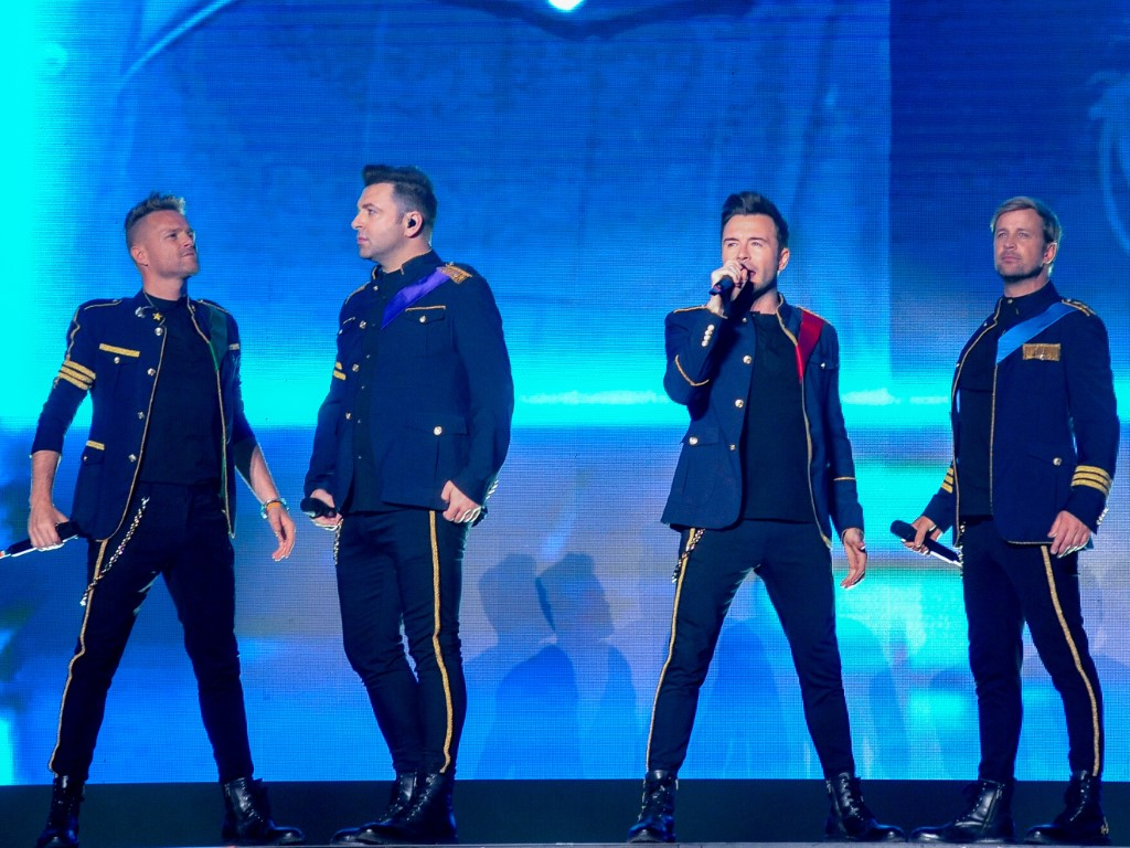 Westlife back in Malaysia to perform at sold out 2-day show