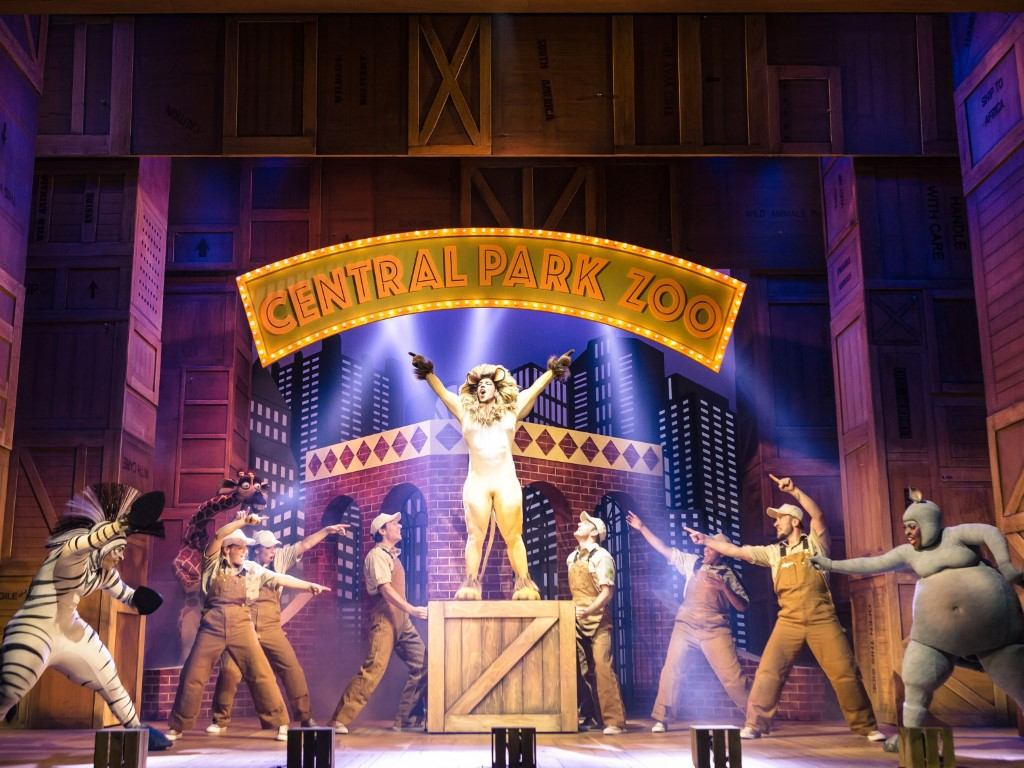 """Get ready to move it, move it with """"Madagascar The Musical"""" in KL!"""
