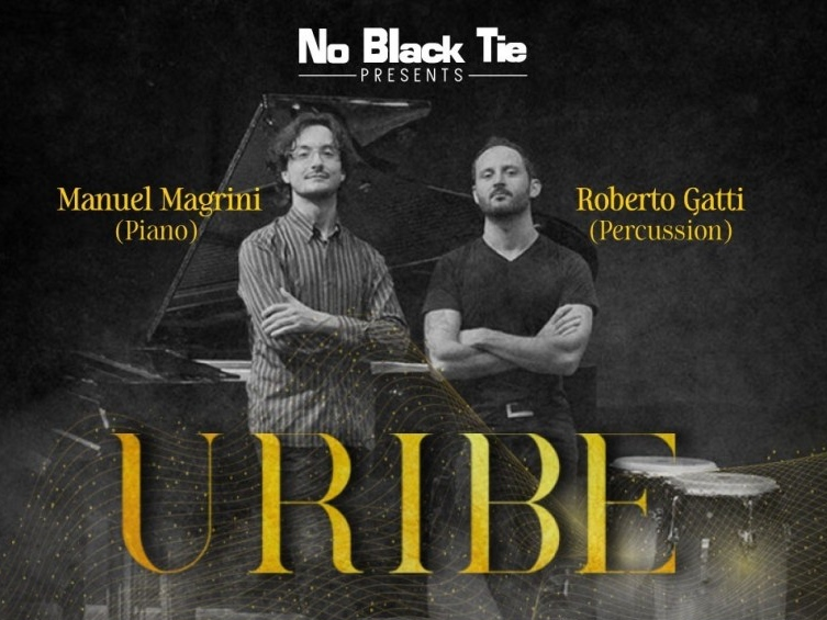 Enjoy the jazzy Latin sound of Uribe at No Black Tie this September