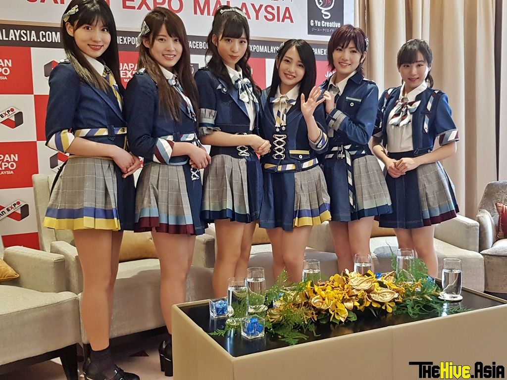 AKB48 wishes all members could meet their Malaysian fans