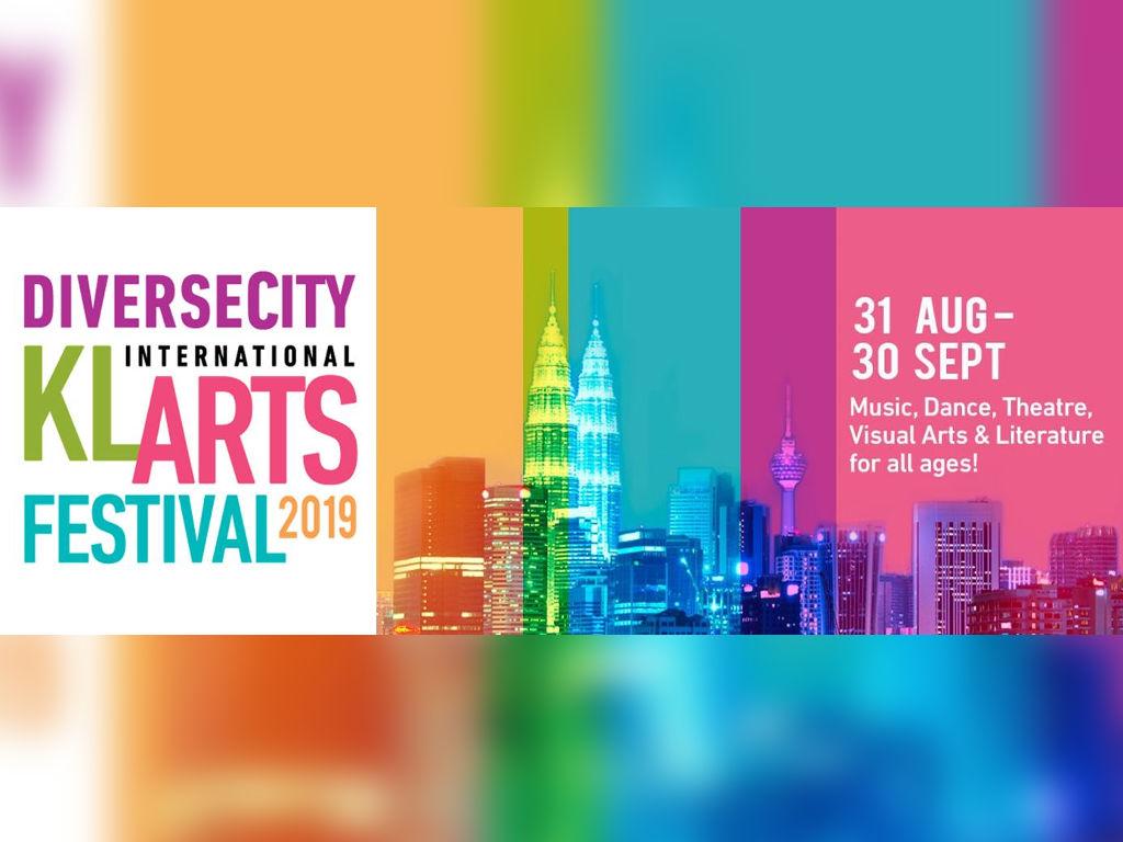 DiverseCity's KL International Arts Festival returns for 5th edition
