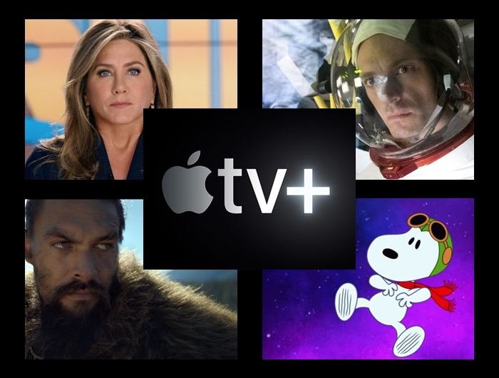 Apple TV+ comes to Asia this 1 November!