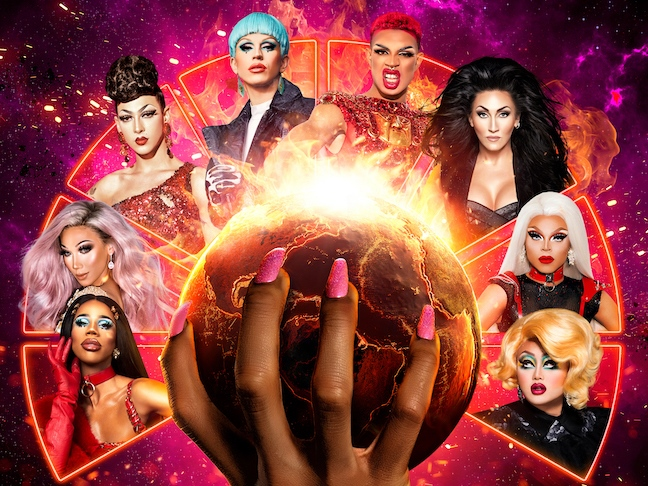 """""""Werq the World Tour 2020"""" struts into Singapore in February 2020"""
