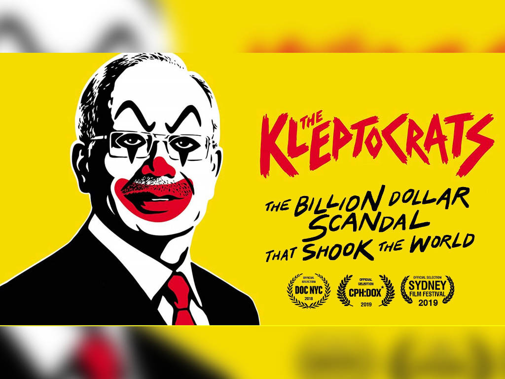 """Watch 1MDB exposé movie """"The Kleptocrats"""" on new streaming app"""