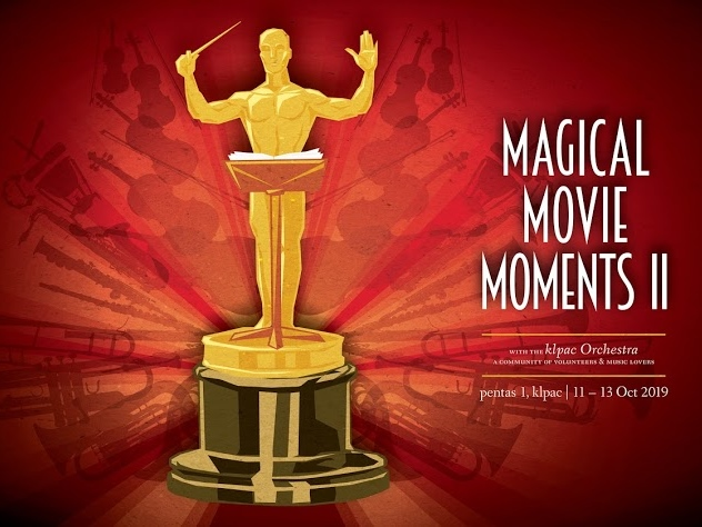 """""""Magical Movie Moments"""" returns to the stage after 4 long years"""