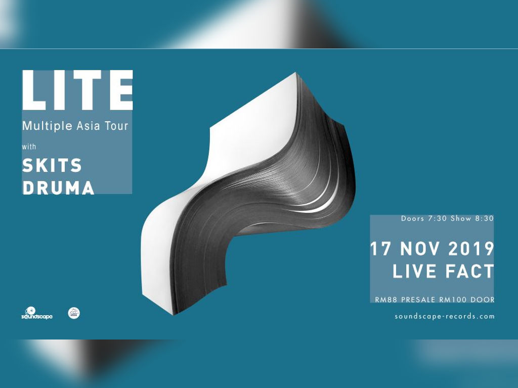 J-rock band LITE to hold their fourth show in Kuala Lumpur