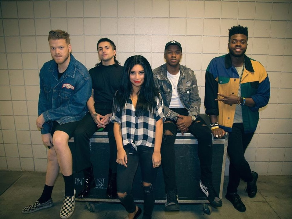 Pentatonix is bringing their 2020 world tour to Singapore!