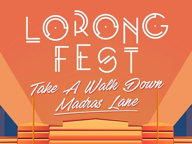 Lorong Fest invites you to take a nostalgic walk down Madras Lane