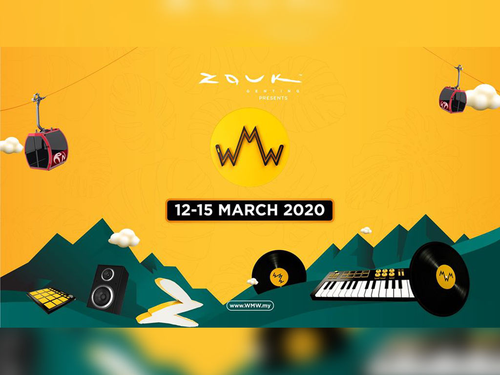 Wired Music Week 2020's early bird tickets go on sale early December