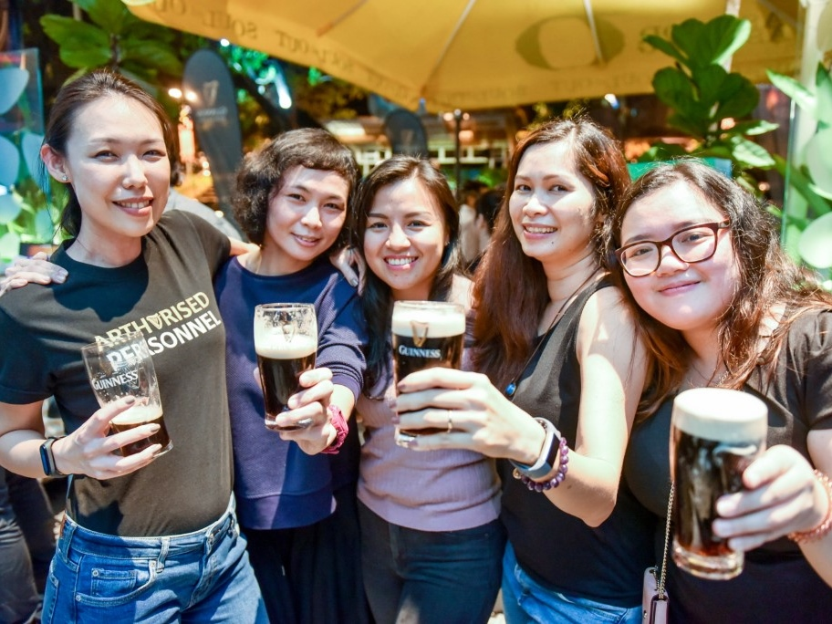 """Enjoy food, music and more at this weekend's """"Guinness Flavour by Fire"""""""