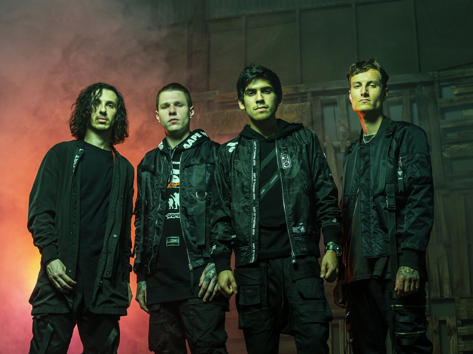 Crown the Empire returns to Southeast Asia next CNY